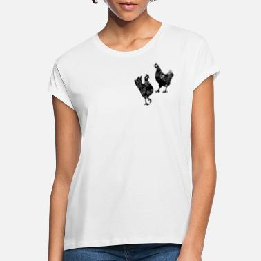 Chicken - Women's Loose Fit T-Shirt