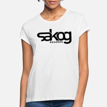 Record Label Sakog Records - Women's Loose Fit T-Shirt