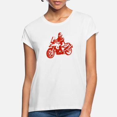 Motorcyclist motorcyclist - Women's Loose Fit T-Shirt