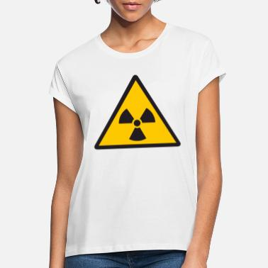 Nucleaire nucleair - Vrouwen oversized T-Shirt