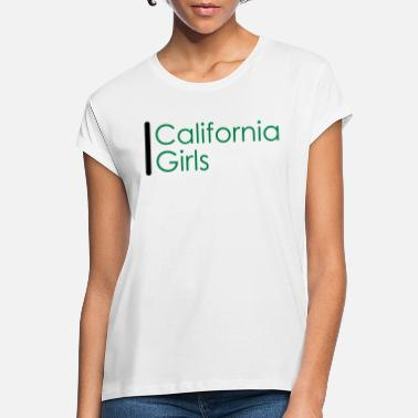 California Girls - Frauen Oversize T-Shirt