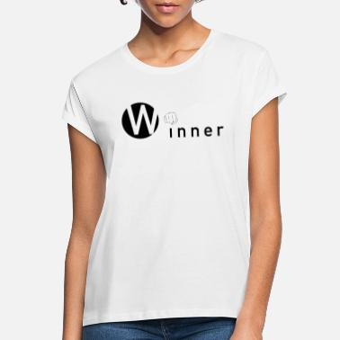 Winner Winner - The Winner - Women's Loose Fit T-Shirt