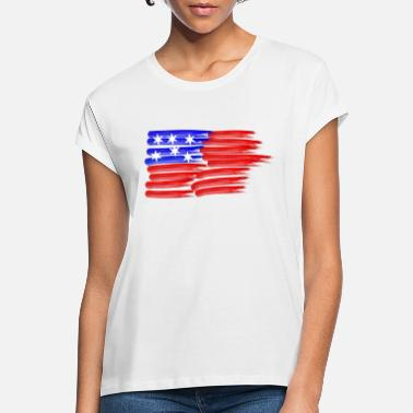 Us US - Women's Loose Fit T-Shirt