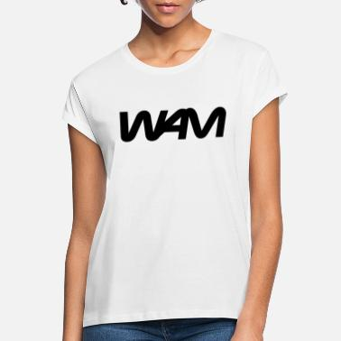 Wam WAM logo - Women's Loose Fit T-Shirt