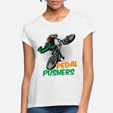 Pedals pedal pushers - Women's Loose Fit T-Shirt