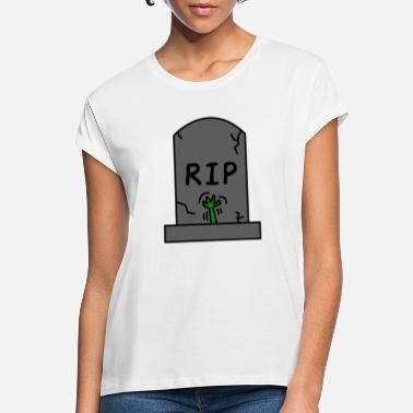 Tombstone Tombstone tombstone halloween - Women's Loose Fit T-Shirt
