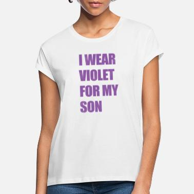 Violet Violet - Women's Loose Fit T-Shirt