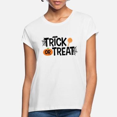 Trick Or Treat Trick or Treat - Oversize T-shirt dam