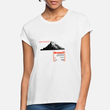 Mount Her Majesty - Mount Everest - Women's Loose Fit T-Shirt