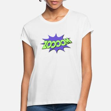 Zoom Zoom - Women's Loose Fit T-Shirt