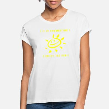 Sunny Heights SUMMERTID (SUNNY) - Oversize T-shirt dame