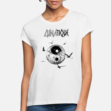 Lunatique Lunatique - T-shirt oversize Femme