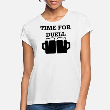 Duel time for duel - Women's Loose Fit T-Shirt