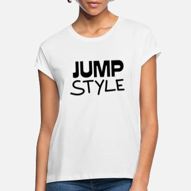 Jumpstyle Jumpstyle gift - Women's Loose Fit T-Shirt