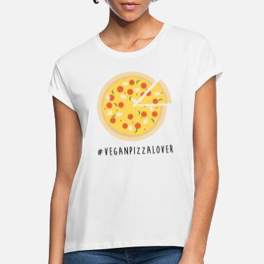 Vegan Pizza Lover - Women's Loose Fit T-Shirt