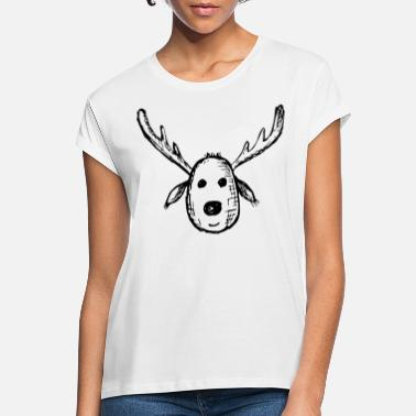 Reindeer reindeer - Women's Loose Fit T-Shirt
