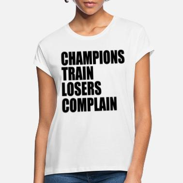 Lawsuit Champions - Women's Loose Fit T-Shirt