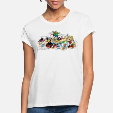 Attack Asterix Gauls Attack - Women's Loose Fit T-Shirt