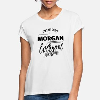 Morgan MORGAN - Vrouwen oversized T-Shirt