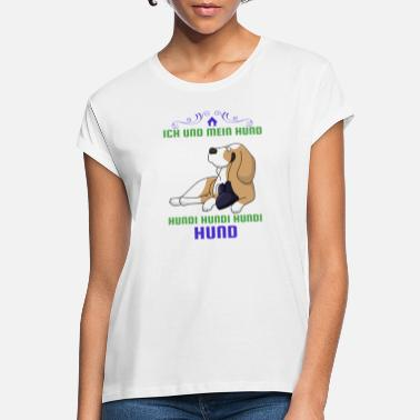 Rescue Dog lover shirt • Me and my dog gift - Women's Loose Fit T-Shirt