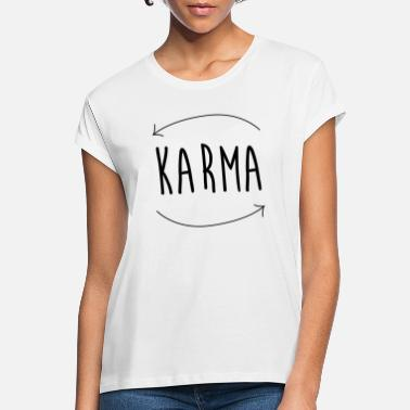 Arrow Karma arrows - Women's Loose Fit T-Shirt