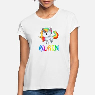 Alain Alain Einhorn - Women's Loose Fit T-Shirt