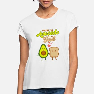 Toast Avocado toast - Women's Loose Fit T-Shirt