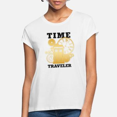 Time Travel Time Travel Time Travel - Women's Loose Fit T-Shirt