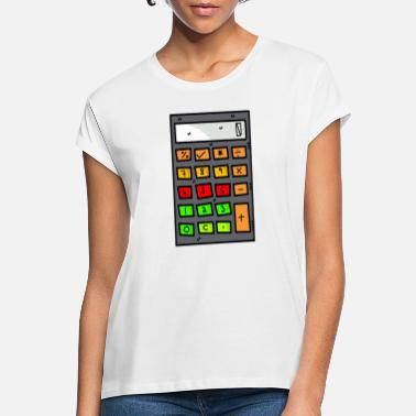 Calculator calculator - Women's Loose Fit T-Shirt