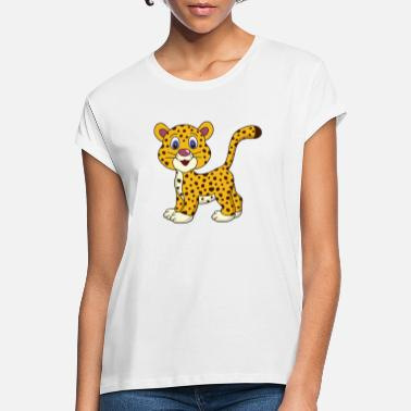 Cheetah Kids cheetah - Women's Loose Fit T-Shirt