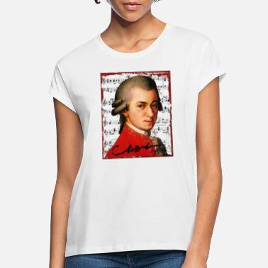Wolfgang Amadeus Mozart Wolfgang Amadeus Mozart - Women's Loose Fit T-Shirt