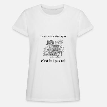 ibex konge Poloskjorte for kvinner   Spreadshirt