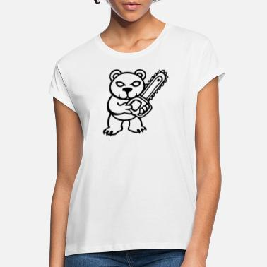 Style grappig - Vrouwen oversized T-Shirt