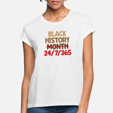 Black History Month Black History Month - Women's Loose Fit T-Shirt