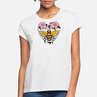 bee - Women's Loose Fit T-Shirt