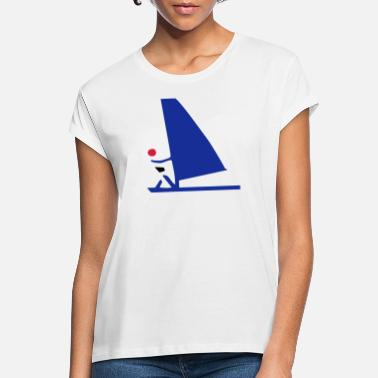 Wind Sailing wind surfing - Women's Loose Fit T-Shirt