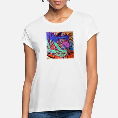 Graffiti Graffiti - Women's Loose Fit T-Shirt