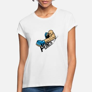 Punch Punch - Oversize T-shirt dame