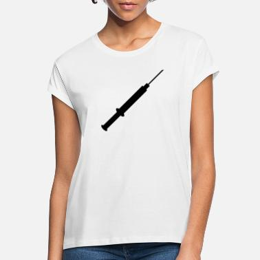 Injection injection - T-shirt oversize Femme