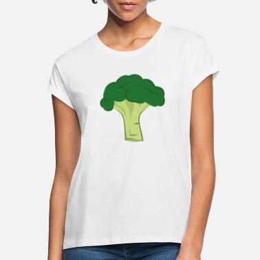 Brokkoli Broccoli - Frauen Oversize T-Shirt