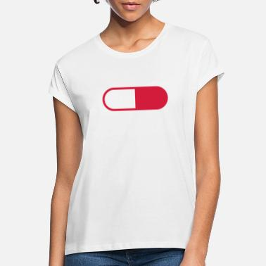 Pil Party Pill Pill Pill - Oversize T-shirt dame