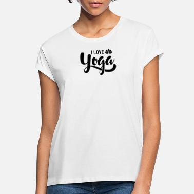 Exercise Class Yoga Buddhism Yoga Class Meditation Exercises - Women's Loose Fit T-Shirt