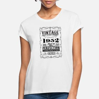 The Legend He Myth Premium Vintage 1952 Aged To Perfection - Women's Loose Fit T-Shirt