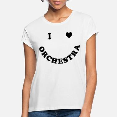 Orchestra orchestra - Women's Loose Fit T-Shirt
