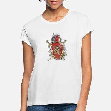 Suit Of Armor Brave warrior armor - Women's Loose Fit T-Shirt