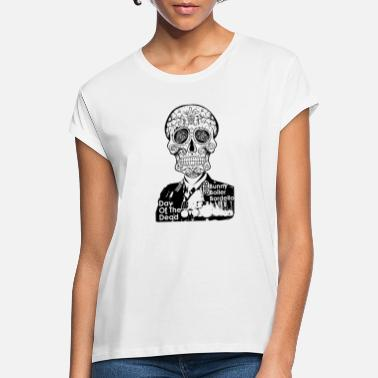 Day Of The Dead BBB-Day-Of-The-Dead-BLACK - Women's Loose Fit T-Shirt