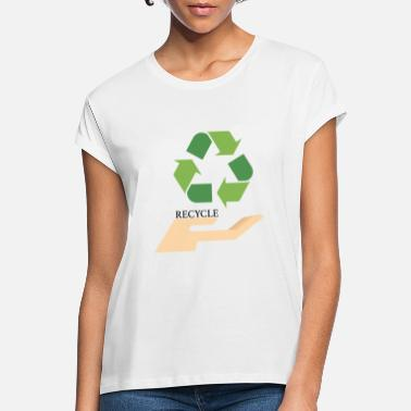 Recycling Recycling - Women's Loose Fit T-Shirt