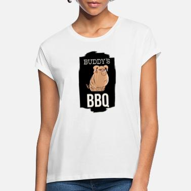 Grillmaster Grill your pig - Women's Loose Fit T-Shirt