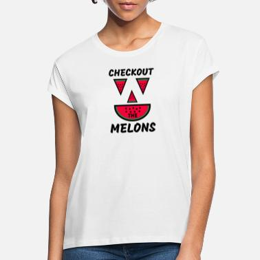 Checkout Checkout The Melons - Women's Loose Fit T-Shirt