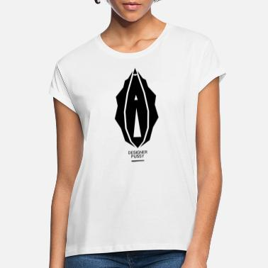Vector Designer pussy | Graphic | Vector | Pussy art - Women's Loose Fit T-Shirt